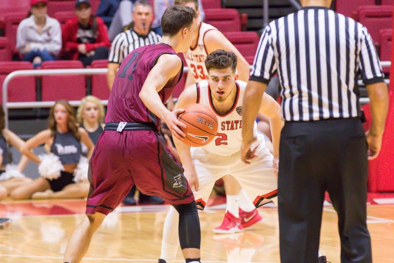 Ball State men's basketball looks to improve after best season in decade
