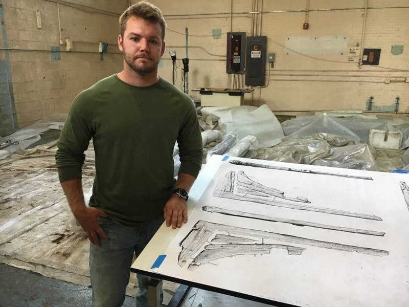 Intern Spotlight: Student underwater archaeologist studies sunken artifacts in D.C.