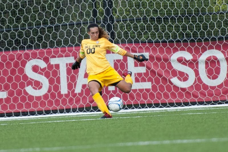 SOCCER: Ball State opens season with consecutive shutout victories