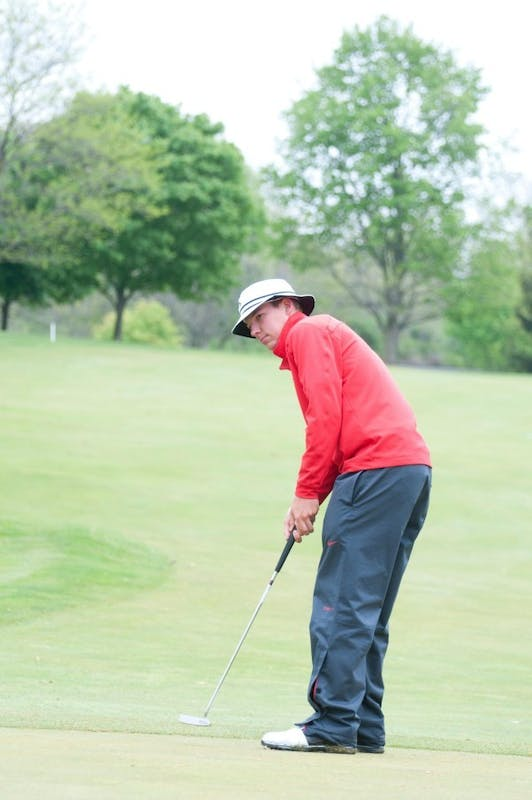 MEN'S GOLF: Ball State No. 1 golfer ties for 49th at NCAA Regional