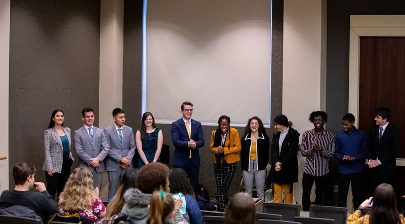 Ball State SGA elections head to runoff after 3rd-lowest first-round voter turnout in a decade