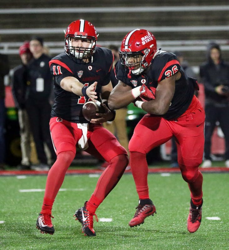 Ball State football down to 4th-string quarterback, loses 5th straight game