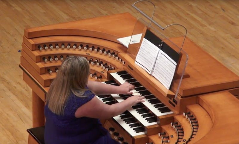Sursa Organ Competition returns to Ball State