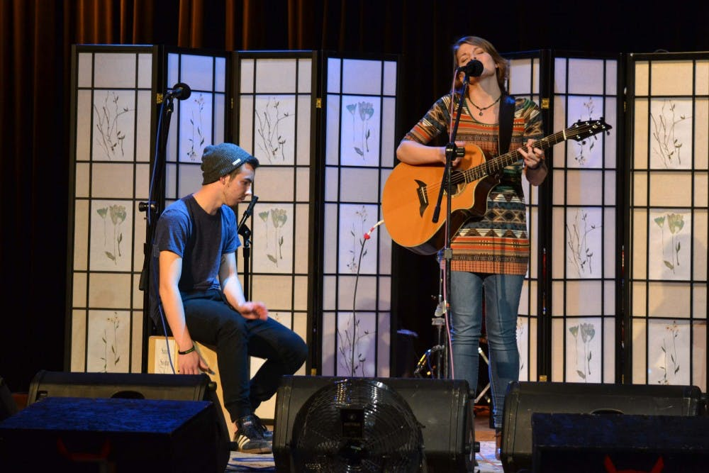 <p>Muncie Music Fest is this Friday and will feature 40 bands to celebrate its 10th anniversary.<em> Stephanie Amador // DN File</em></p>