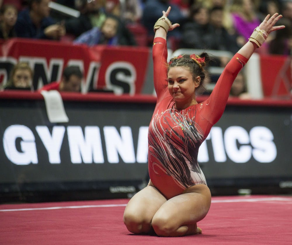 Ball State gymnastics focuses on improvement after loss to No. 6 Kentucky