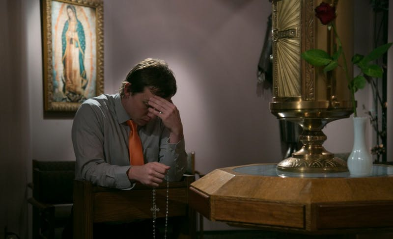 Musings from Moorman: I found love in the church