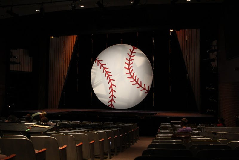 Director of Ball State's 'Damn Yankees's steps up to bat, talks about the show