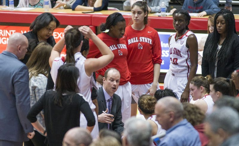 Ball State women's basketball to play Saint Louis in Round 2 of WNIT