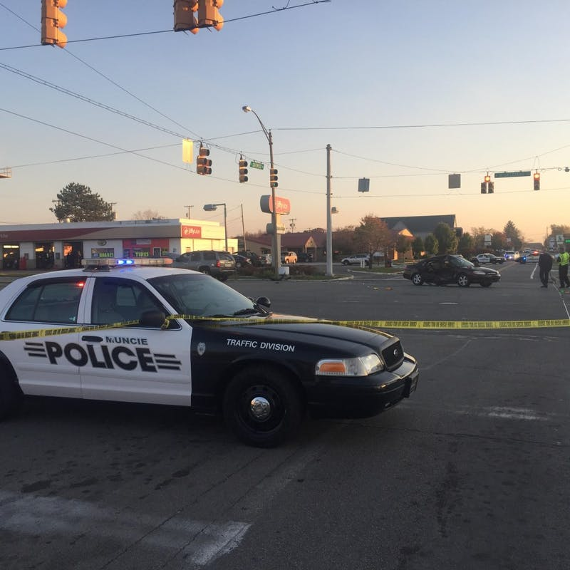 Fatal crash reported at McGalliard and Oakwood