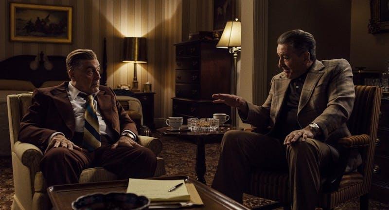 'The Irishman' is Scorsese's first big misstep