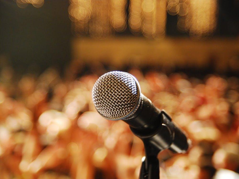 VMA award winning artist Juicy J performs live in Muncie, Ind.