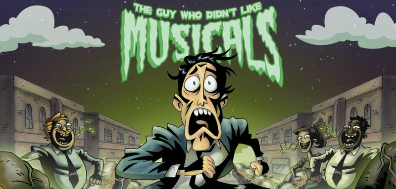 Starkid's 'The Guy Who Didn't Like Musicals' is campy in the best way
