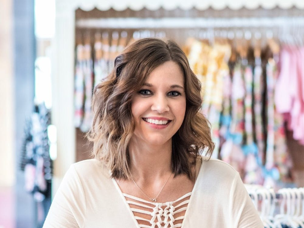 "Forever Young Children's Boutique owner Amanda Hughes said her kids gave her a vision for the store. ""I never imagined what my business would be until I had children myself and decided that my hometown needed a boutique for kiddos,"" Hughes said. Amanda Hughes, Photo Provided"