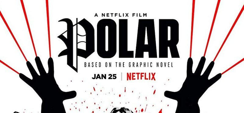 'Polar' is all style, no substance