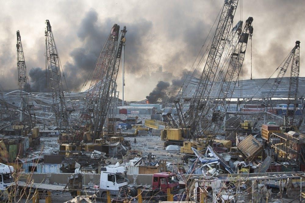 Massive Beirut blast kills more than 70, injures thousands