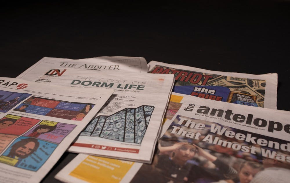 OUR VIEW: Student Media holds an important part in journalism, everyday life