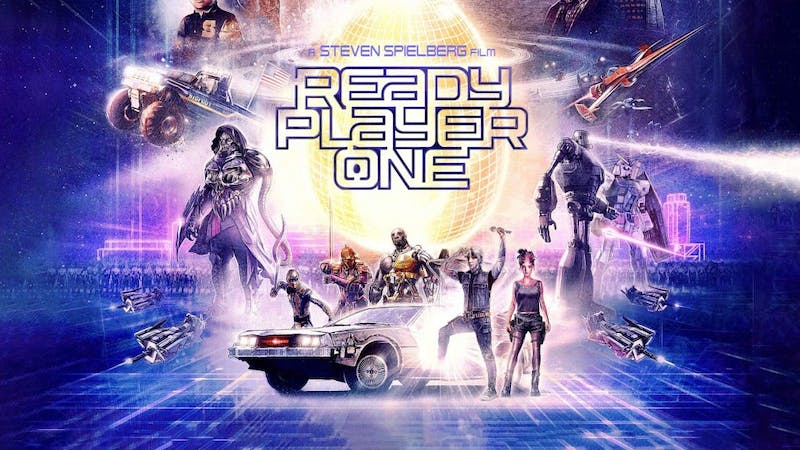 'Ready Player One' is a nice-looking, but empty, brainless, and embarrassing movie