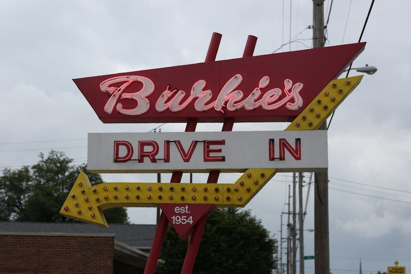 Burkie's Drive In Facebook post says building has been sold, creates confusion