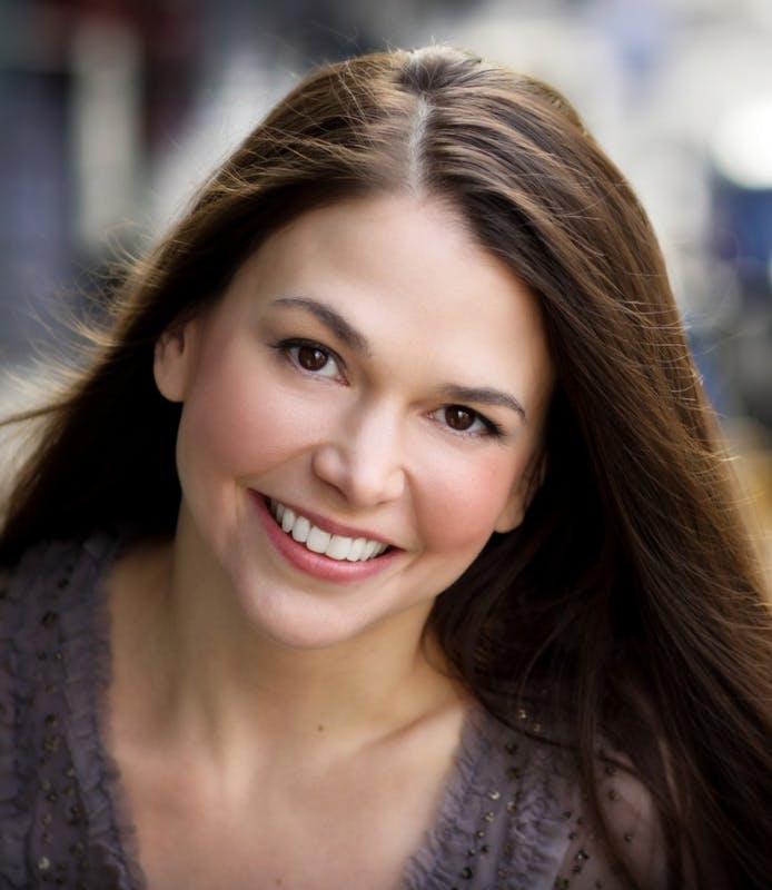 Sutton Foster records studio album with Ball State students