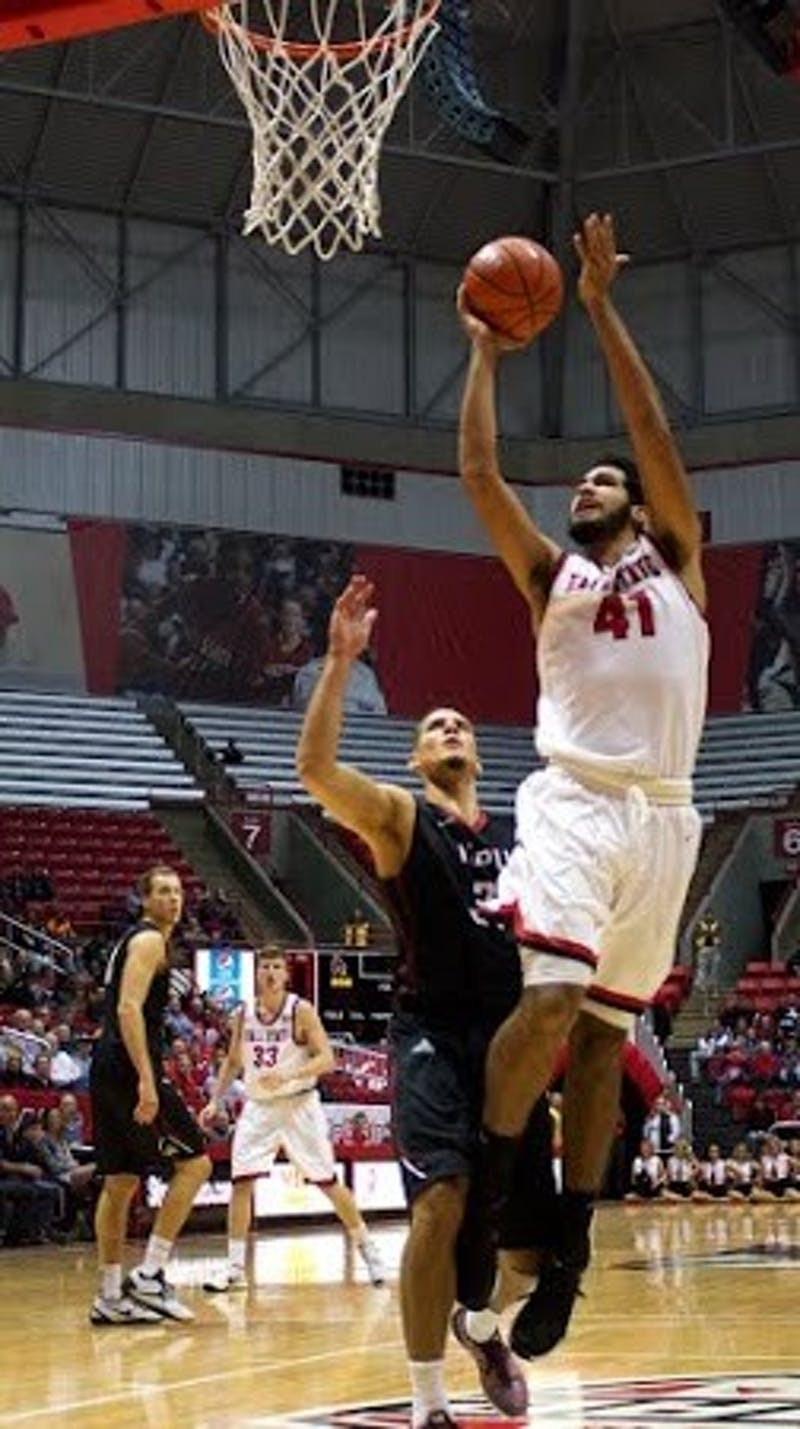 Exhibition game provides first look at Ball State men's basketball