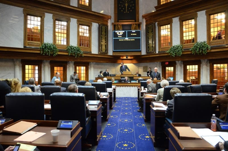 Republicans sweep Indiana General Assembly