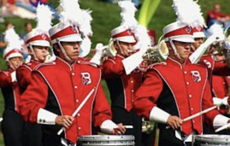 Ball State set to host Indiana Regional Marching Band Championship