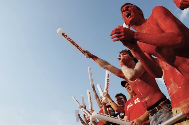 Take a look back at the rivalry between Ball State Football, Indiana