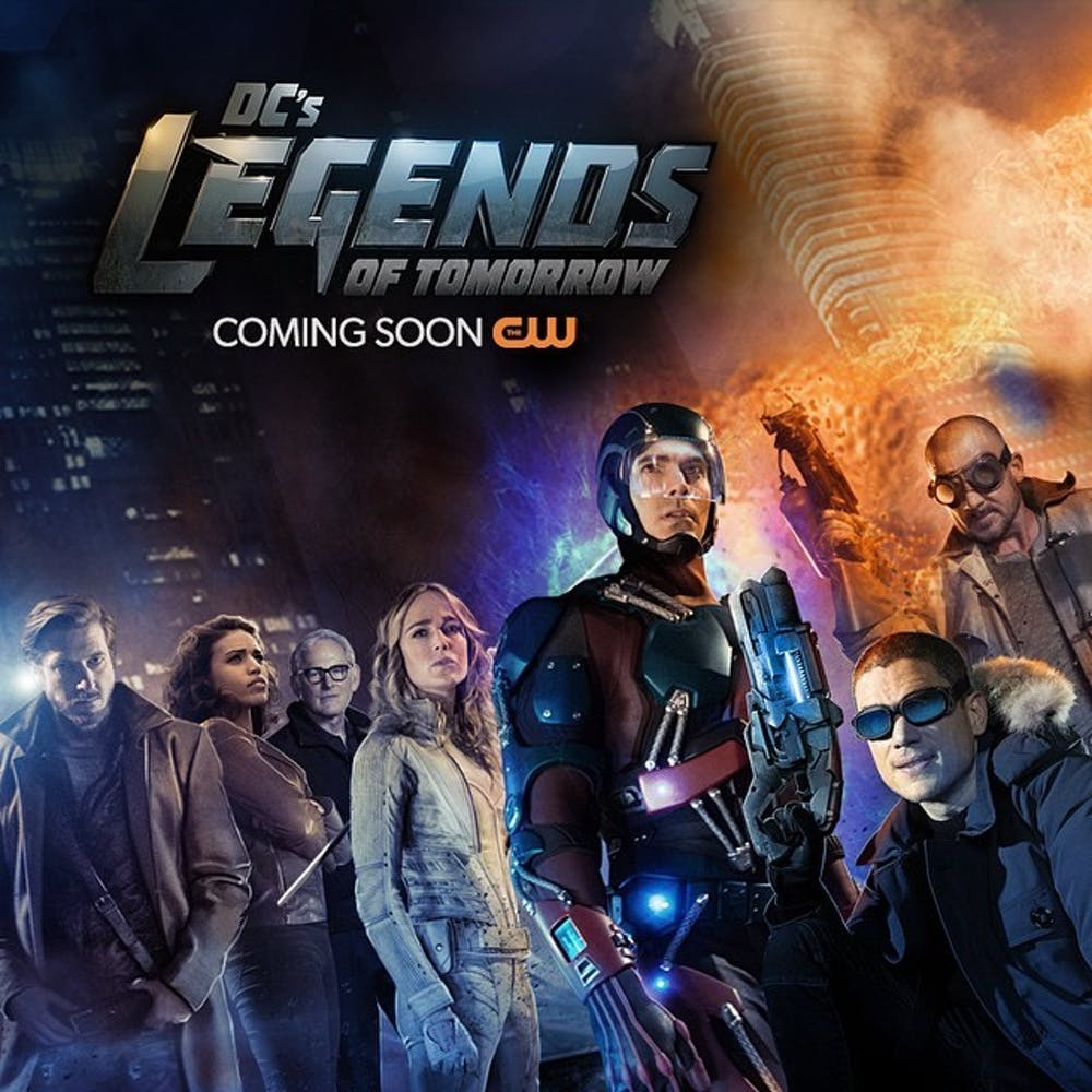"<p>""Legends of Tomorrow"" is a new show on The&nbsp;CW that focuses on a&nbsp;time-traveling team. The show airs on Thursdays at 9 p.m.&nbsp;<i style=""background-color: initial;"">PHOTO COURTESY OF BRENTAC.COM</i></p>"