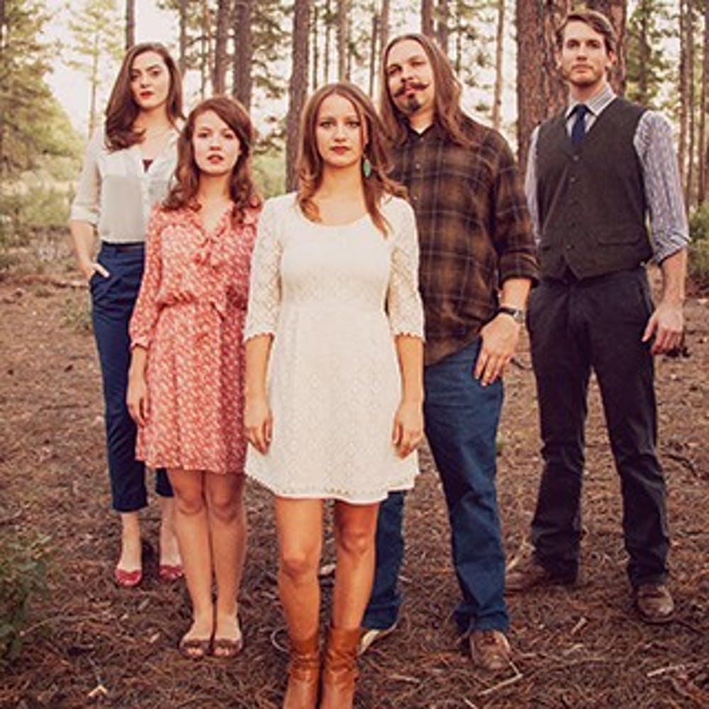 <p>American bluegrass band Run Boy Run will perform in John J. Pruis Hall on Feb. 9 at 7:30 p.m. The band plays&nbsp;a combination of traditional bluegrass music as well as some of their own original work. <em>Ball State University // Photo Courtesy</em></p>