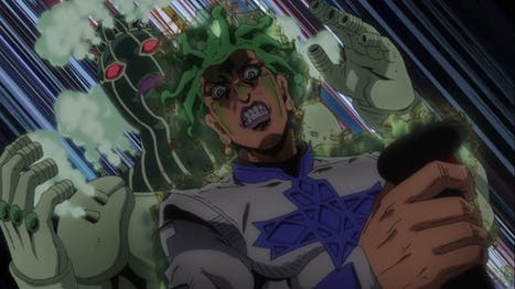 Review: 'Jojo's Bizarre Adventure: Vento Aureo' Episode 31
