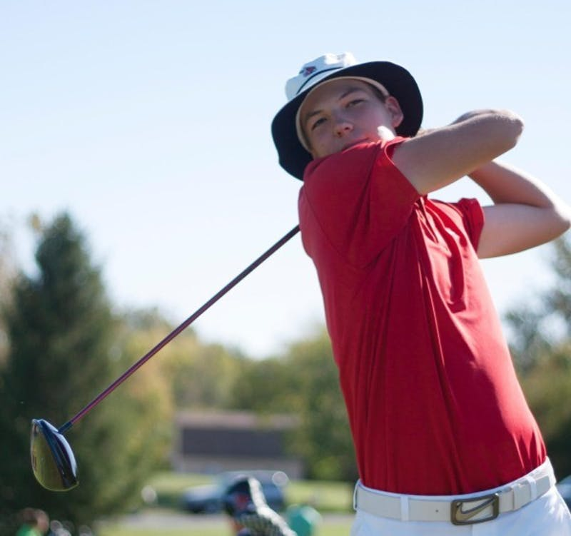 MEN'S GOLF: Cardinals come up short in finals