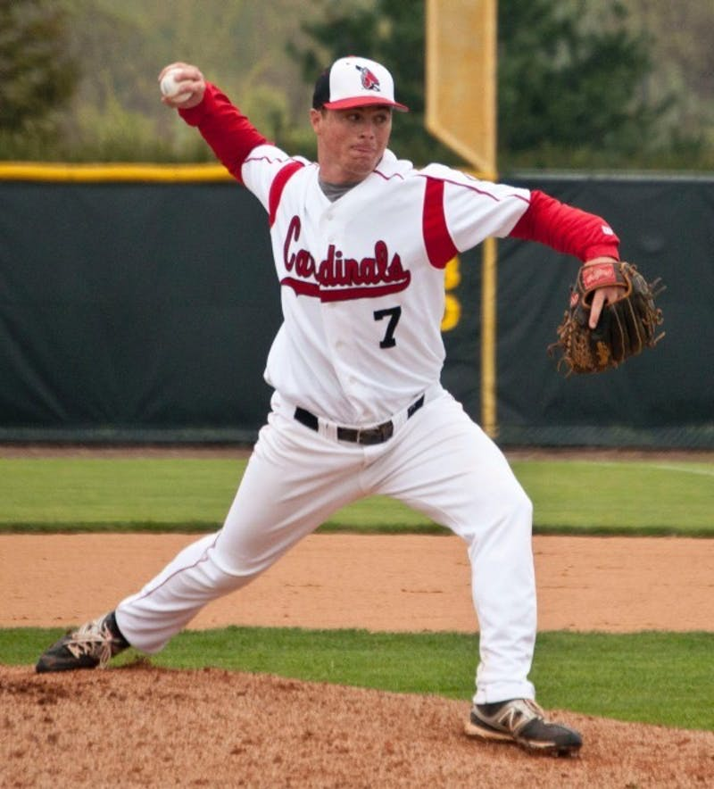 BASEBALL: Ball State heads into Toledo series after canceled game
