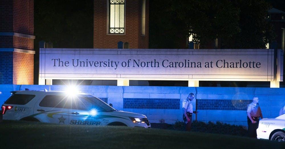 2 dead, motive unclear in North Carolina campus shooting