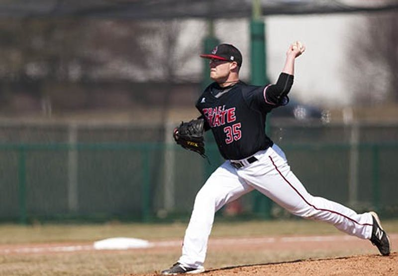 BASEBALL: Ball State discovering third starter