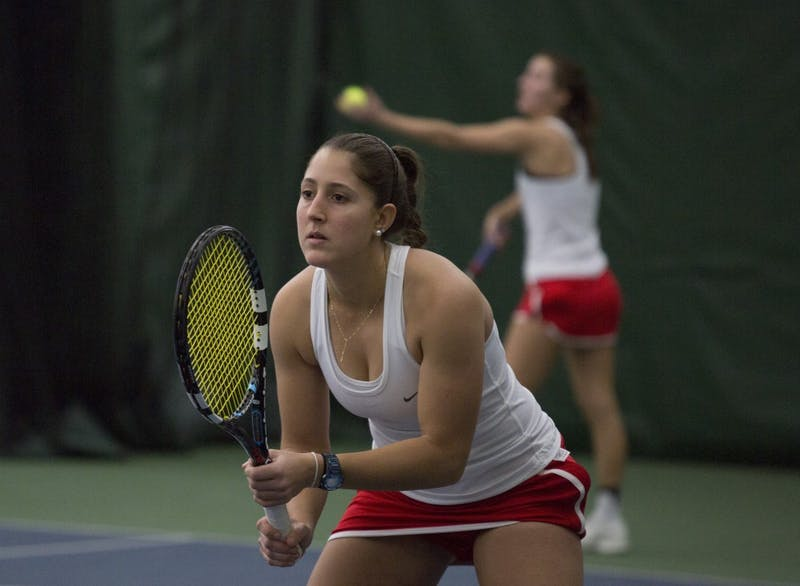 RECAP: Ball state's women's tennis vs. Wright State University