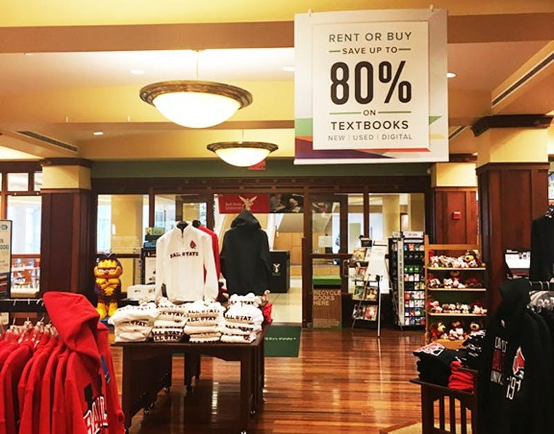 Ball State Bookstore Helps You Save Money