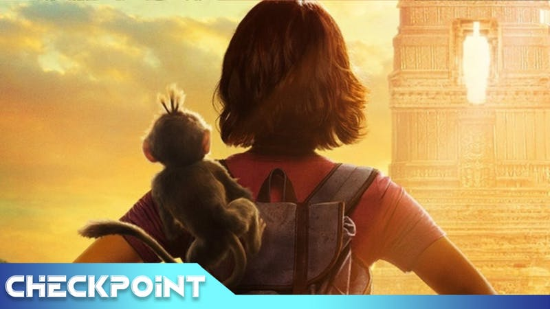 Dora the Explorer's Live-Action Debut | Checkpoint