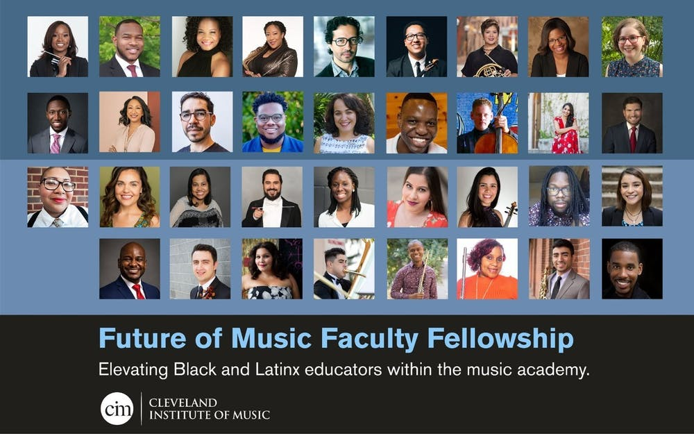 Aaron Paige shares goals as a faculty fellow for Cleveland Institute of Music program