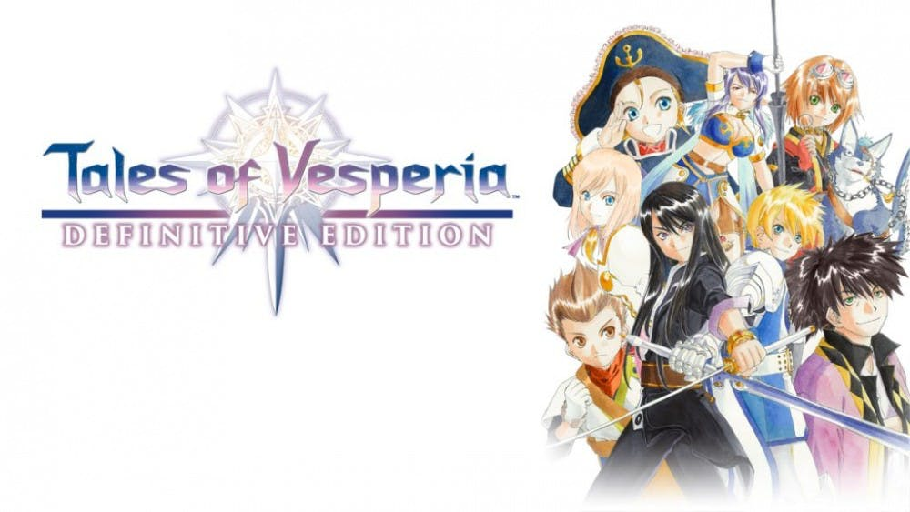 Tales of Vesperia: Definitive Edition' is a great 'Tales
