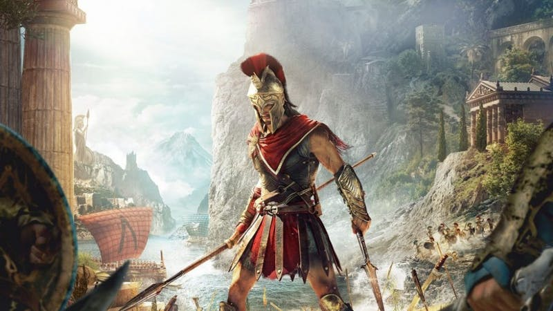 Assassin's Creed Odyssey' is an epic journey from start to
