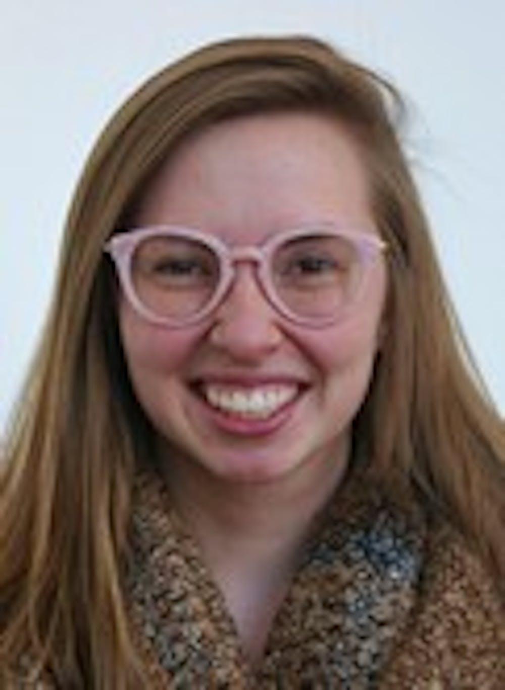 <p>Megan Bradford</p>