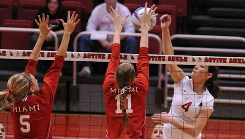 WOMEN'S VOLLEYBALL: Ball State to travel north for final road trip