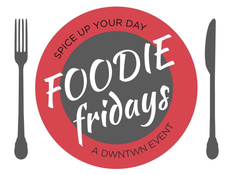 Foodie Fridays bring live music, food truck vendors
