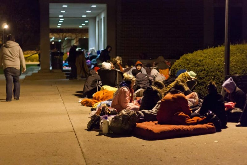 THE DYESSERTATION: Dave + Oprah line more than campus 'sleepover'