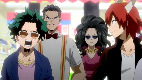 """My Hero Academia' Season 3, Episode 8: """"From Iida to"""
