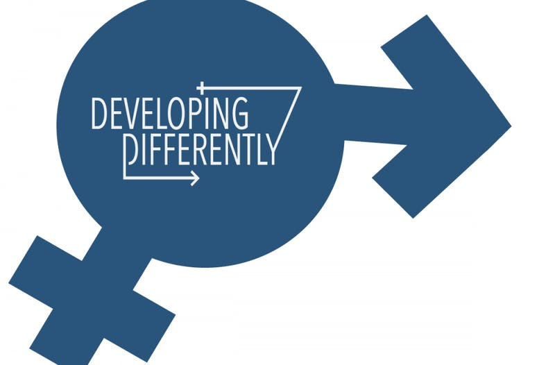 Developing differently