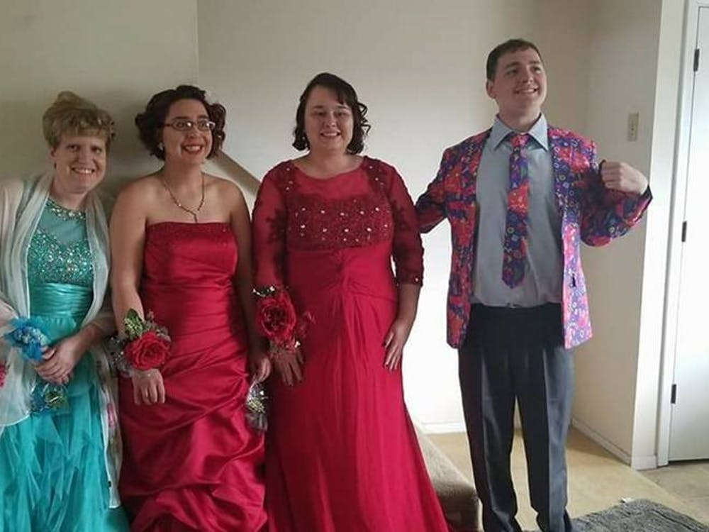 Photo Courtesy Delaware County Special Needs Prom Facebook