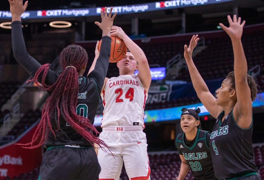Ball State Women's Basketball eliminated from MAC Tournament