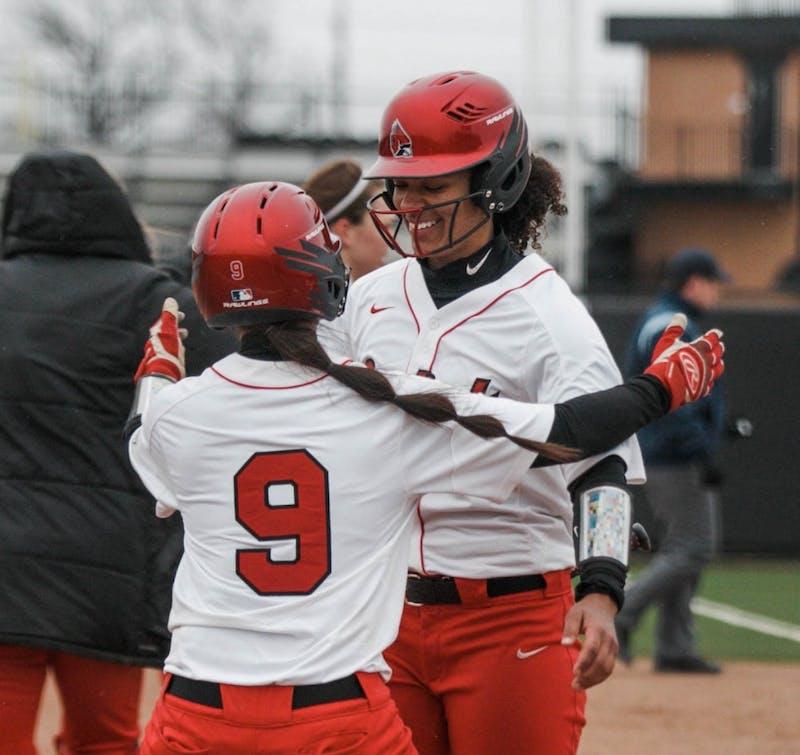 Ball State softball reaches milestones, ties 4th-highest single season win total in 2018
