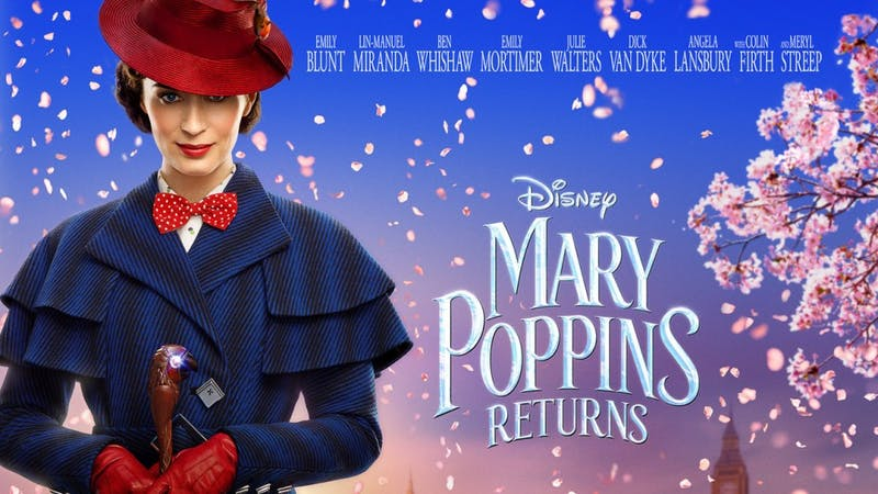 'Mary Poppins Returns' is an unnecessary step back in time
